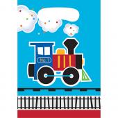 - Trenlerim Partisi Hediye Poşeti