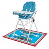 - Trenlerim Partisi Mama Sandalyesi Süsleme Seti