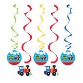 - Trenlerim Partisi Süs Dalgaları