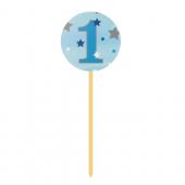 - Twinkle Little Star Mavi 1 Yaş Kürdan