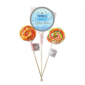 - Twinkle Little Star Mavi Lolipop (20gr.)