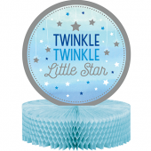 - Twinkle Little Star Mavi Masa Orta Süsü