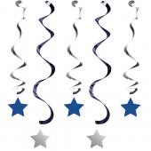 - Twinkle Little Star Mavi Süs Dalgaları