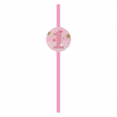 - Twinkle Little Star Pembe 1 Yaş Pipet