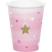 - Twinkle Little Star Pembe Bardak