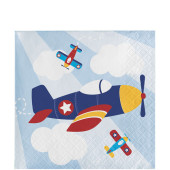 - Uçaklar Partisi Küçük Peçete