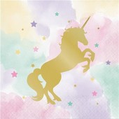 - Unicorn Partisi Büyük Peçete