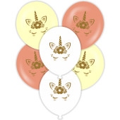 - Unicorn Premium Lateks Balon