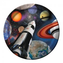 - Uzay Partisi Büyük Tabak