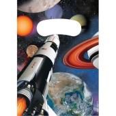 - Uzay Partisi Hediye Poşeti