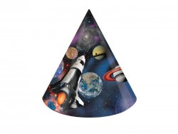 - Uzay Partisi Şapka