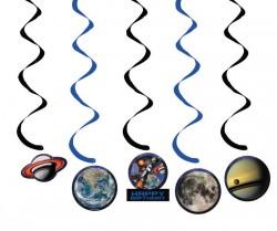 - Uzay Partisi Süs Dalgaları