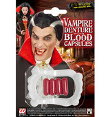 - Vampir Dişi ve 4 Adet Kan Kapsülü