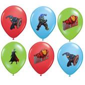 - Yenilmezler / Avengers Latex Balon