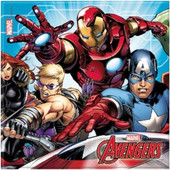 - Yenilmezler / Avengers Peçete